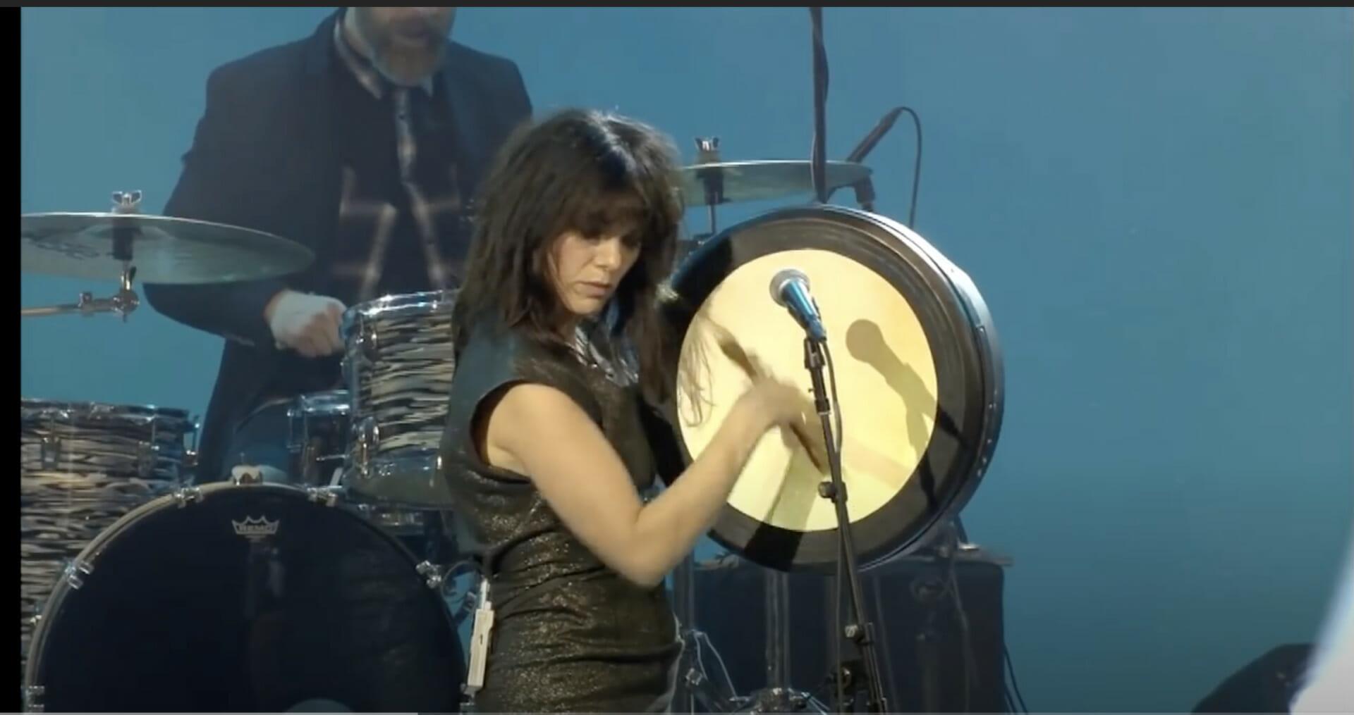 Ryan Aston Imelda May Drummer